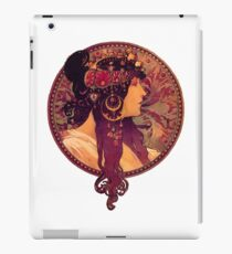 Mucha - Donna Orechini iPad Case/Skin