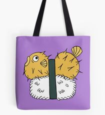 Puffer Sushi Tote Bag