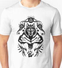 Shamanic Werewolf T-Shirt