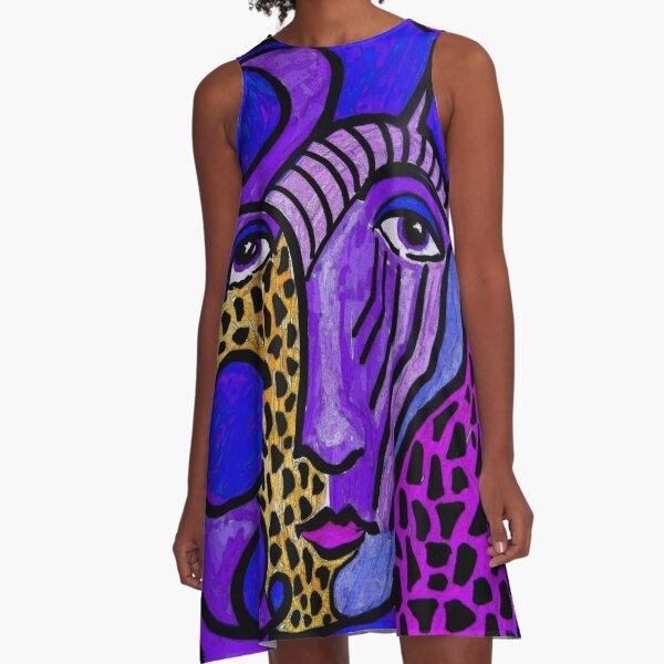Multi-Cultural Me A-Line Dress