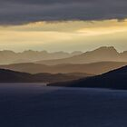 Isle of Skye Sunset by derekbeattie