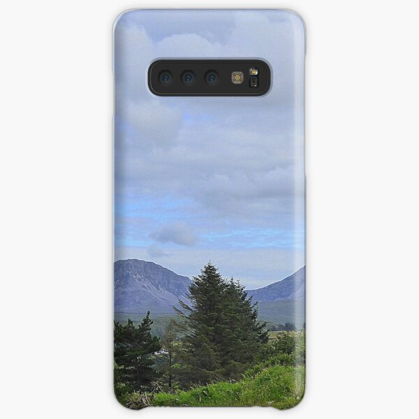 Mount Errigal From A Different Angle Samsung Galaxy Snap Case