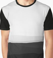 Minimal Mountain II Graphic T-Shirt