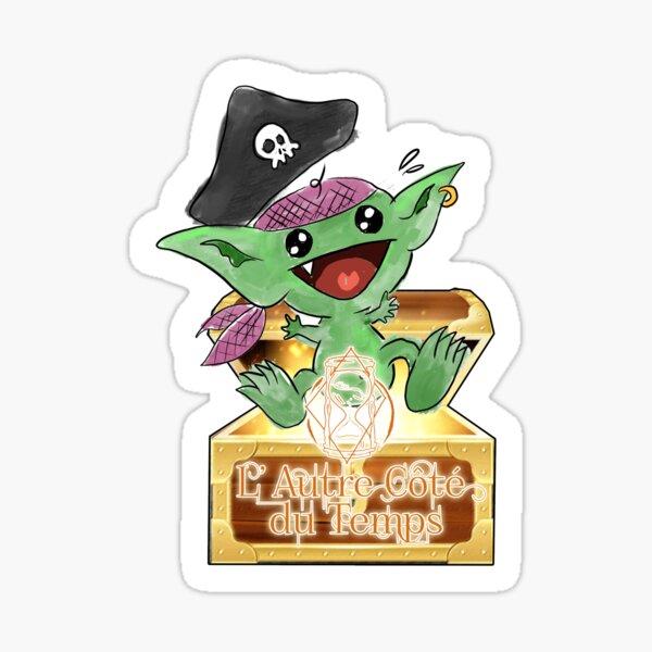 Gobelin Pirate Sticker