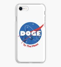 Doge Nasa iPhone Case/Skin