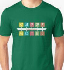 Retro Motel Sign Unisex T-Shirt