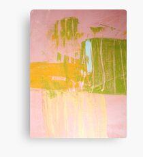 Pink No. 321 Canvas Print