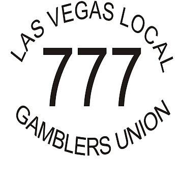 Las Vegas Local 777 Gamblers Union by urbanphotos