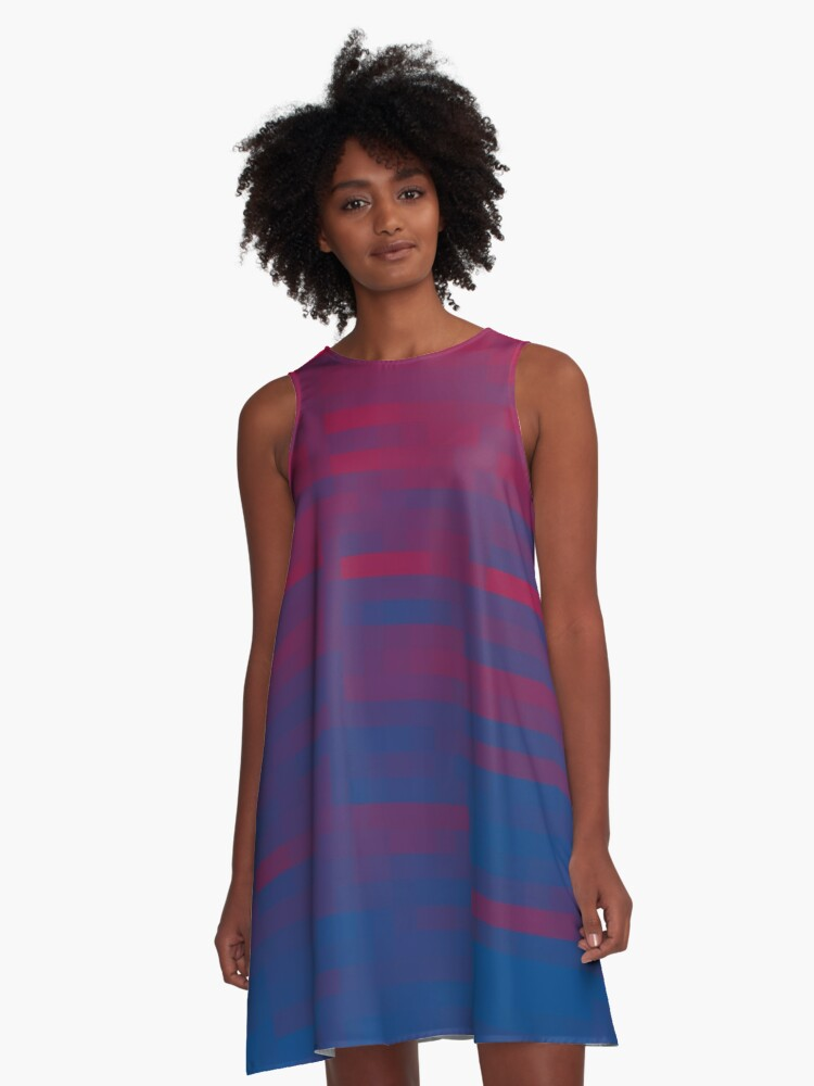 Justify My Love A-Line Dress Front