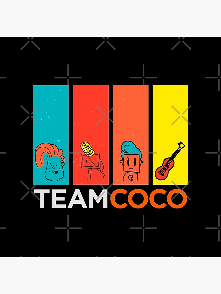 Team Coco by GraphicPapel