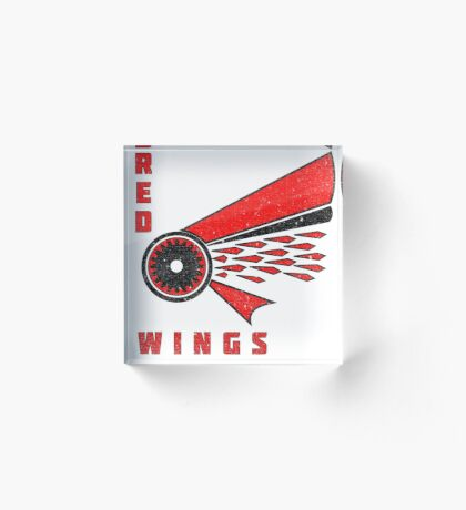 Wings For Charity! Acrylic Block
