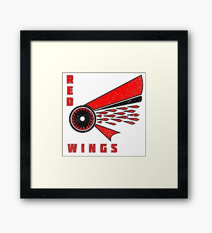 Wings For Charity! Framed Print
