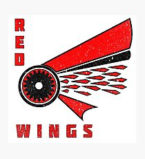 Wings For Charity! Photographic Print