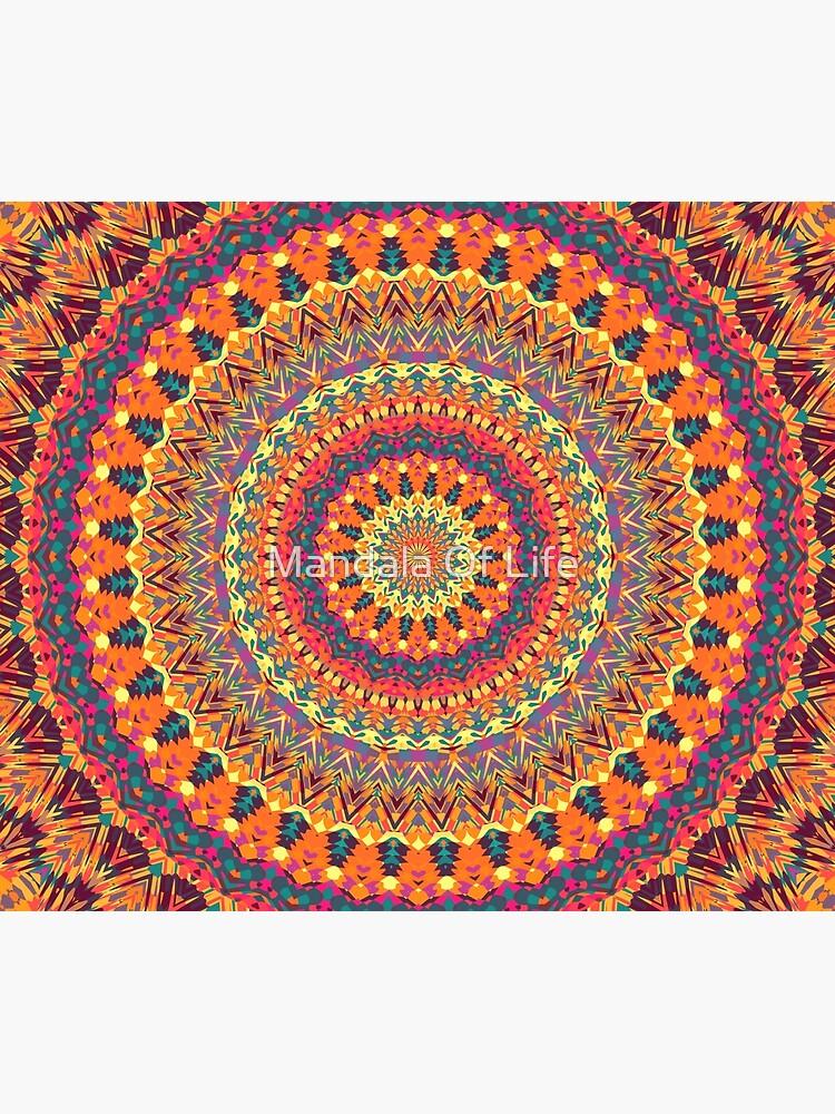Mandala 61 by PatternsofLife