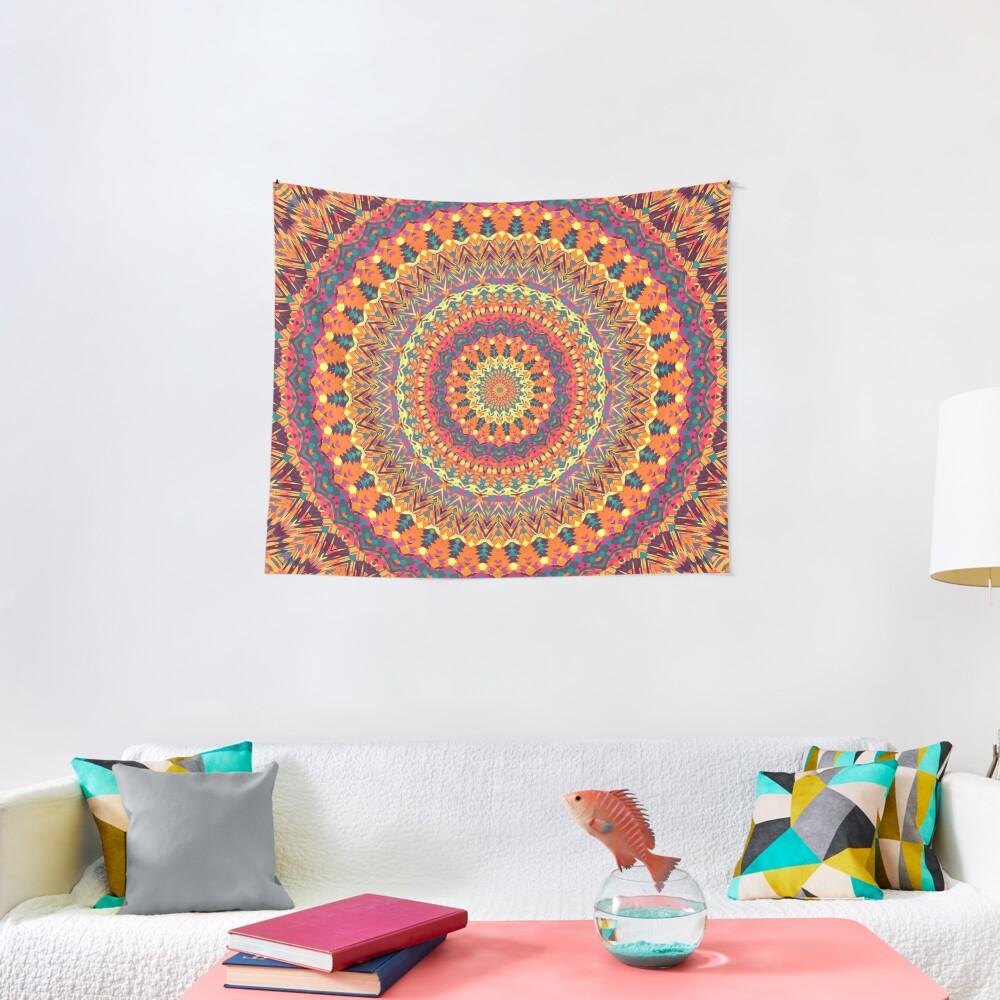 Mandala 61 Tapestry