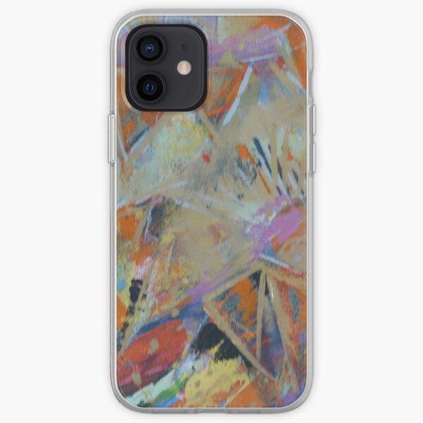 Glastonbury festival themed artwork and prints iPhone Soft Case