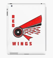 Wings For Charity! iPad Case/Skin