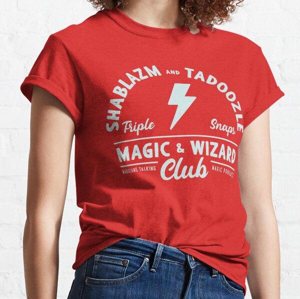 Magic & Wizard Club Classic T-Shirt