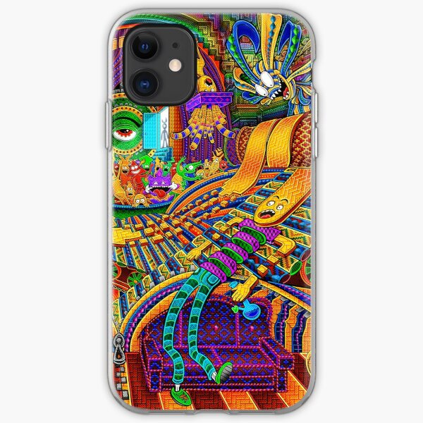 The Conductor of Consciousness iPhone Soft Case