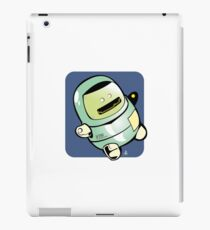 Floater Robot iPad Case/Skin