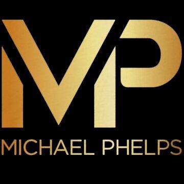Michael Phelps Gold Logo by maumauuu
