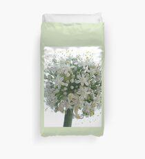 Onion Flower Duvet Cover