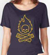 Camp or Die Women's Relaxed Fit T-Shirt