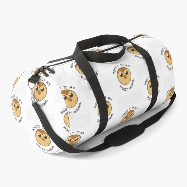 Hooty is My Spirit Anima| Perfect Gift | Owl house gift Duffle Bag