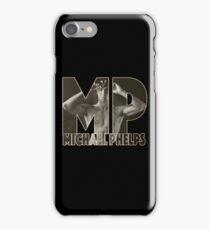 Michael Phelps Logo iPhone Case/Skin