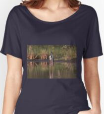 On Stilts Women's Relaxed Fit T-Shirt