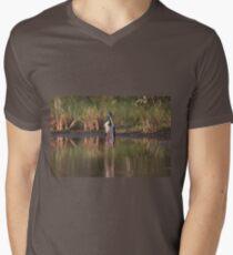 On Stilts Men's V-Neck T-Shirt