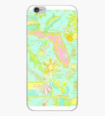 Lilly Pulitzer Florida Print Inspired iPhone Case
