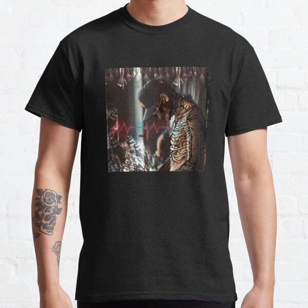 Chris Brown Skeleton Classic T-Shirt