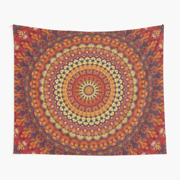 Mandala 70 Tapestry