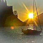 Malcesine / Lake Garda / Italy ~ 01 by Rachel Veser