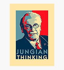 Carl Jung Psychology Photographic Print