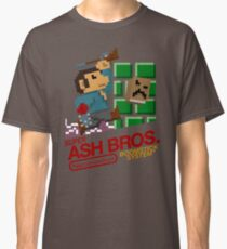 Super Ash Bros. (T-shirt, Etc.) Classic T-Shirt