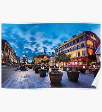 Place Jacques Cartier Poster