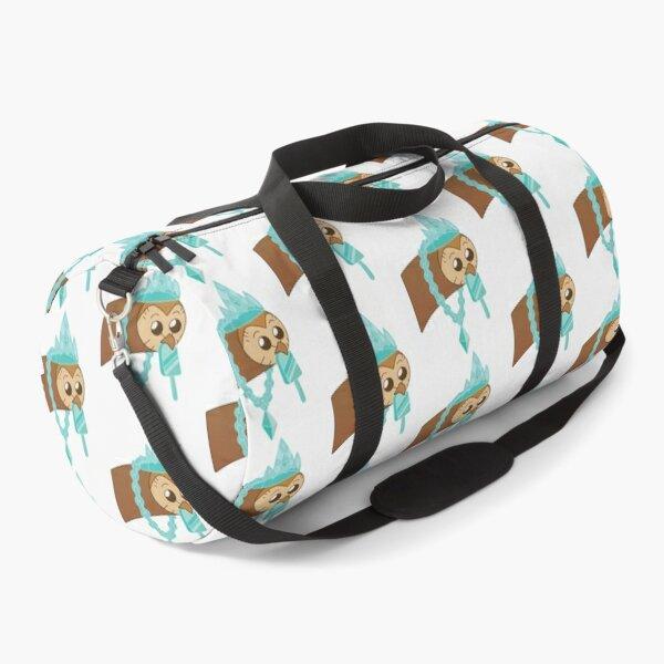 Ice Hooty | The Owl Hous| Perfect Gift | Owl house gift Duffle Bag