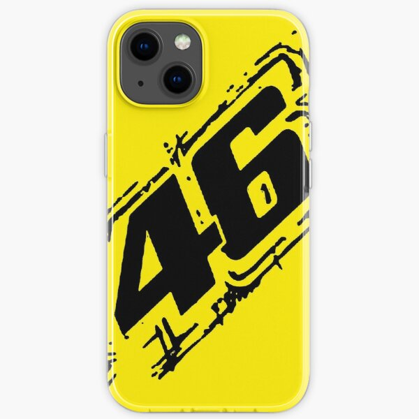 vr46 Valentino Rossi iPhone Flexible Hülle