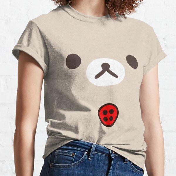 Korilakkuma Korilakkuma Face Shirt__ Classic T-Shirt