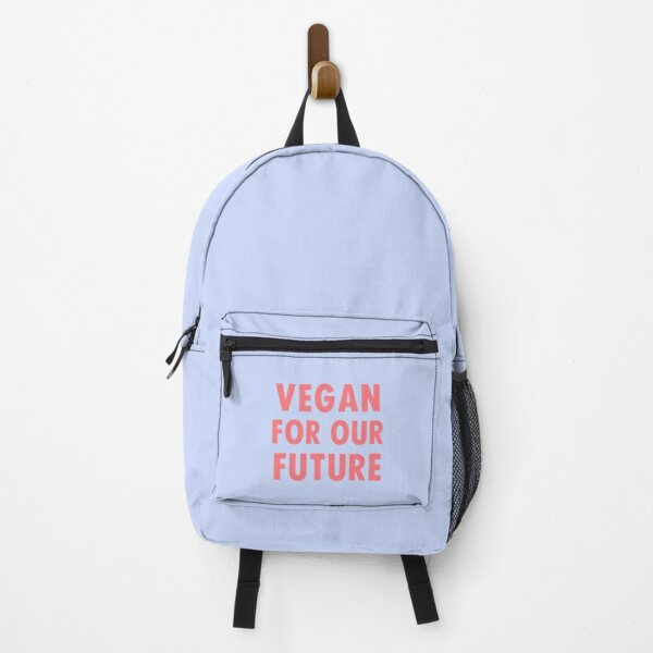 Vegan For Our Future Backpack