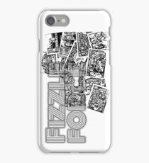 Fizzle Force Photocopy iPhone Case/Skin