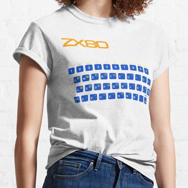 ZX80 Keyboard Classic T-Shirt