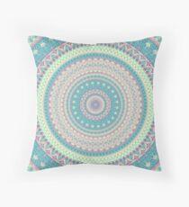Mandala 143 Throw Pillow