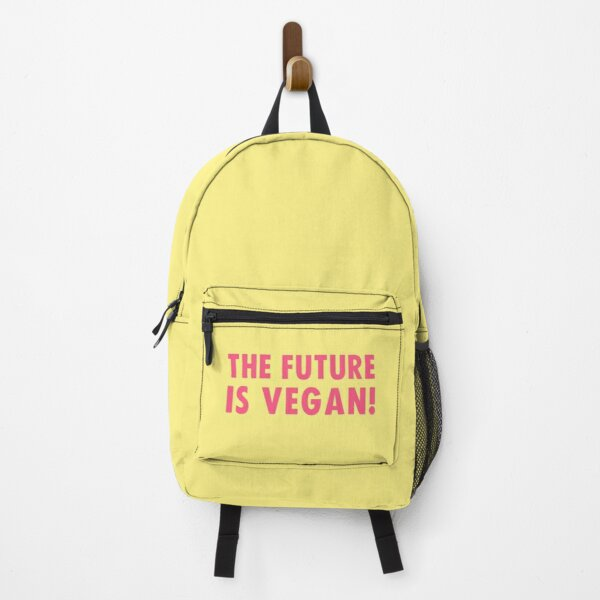 The Future is Vegan! Backpack