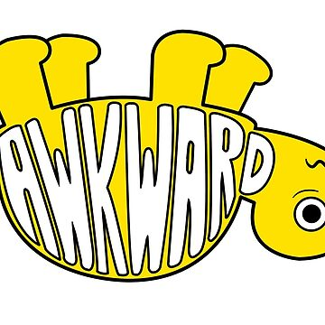 Awkward Turtle - YELLOW by hanjungyup
