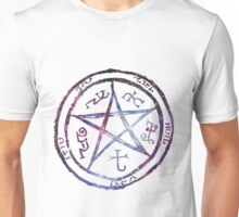 Galaxy Devil's Trap Unisex T-Shirt