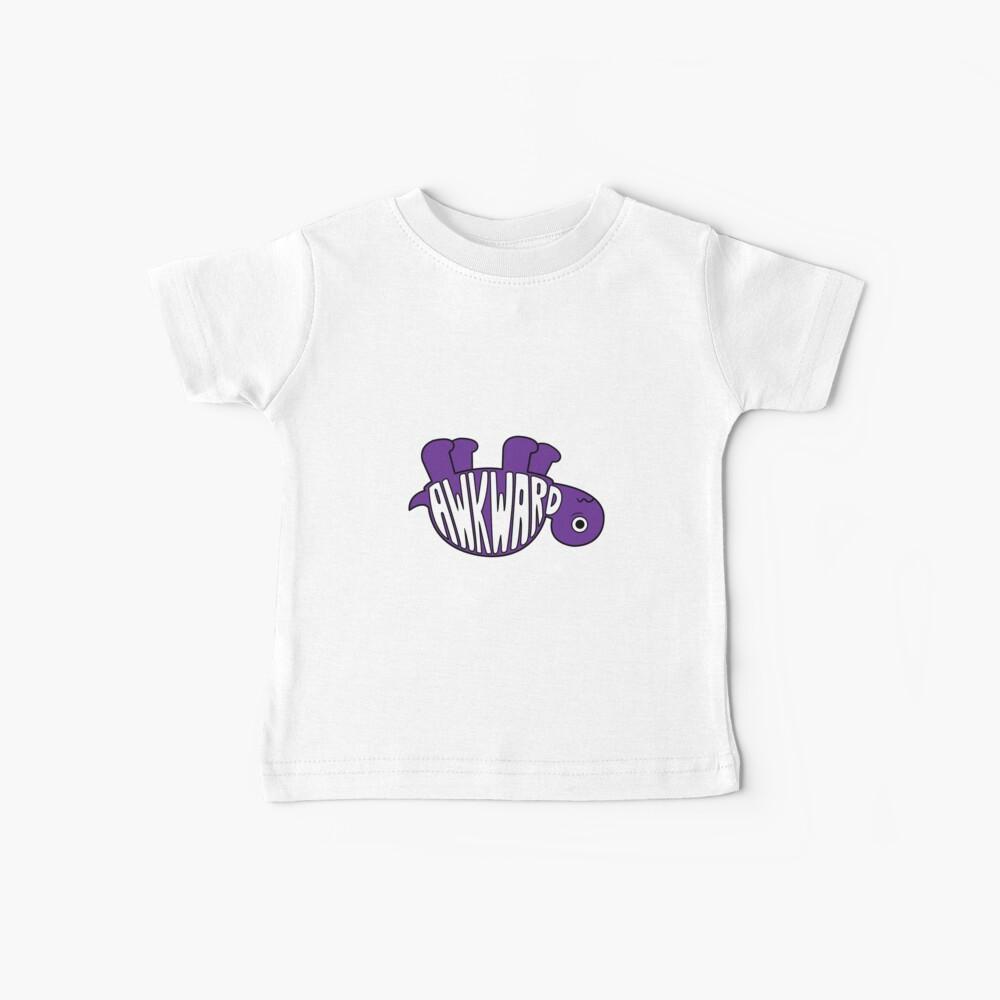 Tortuga incómoda - INDIGO Camiseta para bebés
