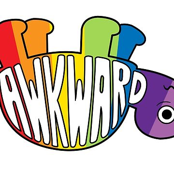 Awkward Turtle - RAINBOW by hanjungyup